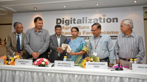 Digitalization of agriculture for Enhancing Farm Income