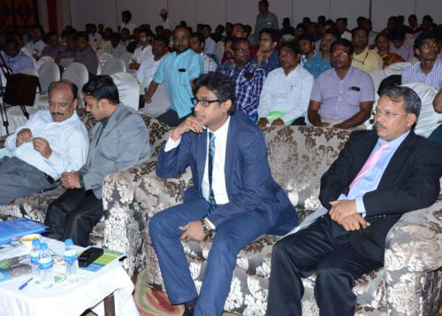 Participants at SMART Horticulture 2016